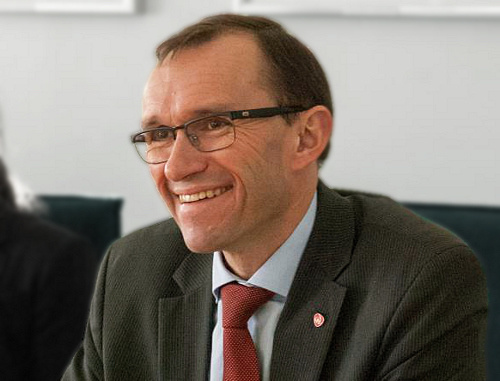 Espen Barth Eide. Photo: Universitetet i Tromsø (UiT),