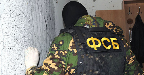 Law enforcer. Photo: http://nac.gov.ru