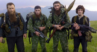 "Militants of ""Imarat Kavkaz"" recognized as a terrorist organization. Photo: http://www.kuzbassislam.ru/news-60151.html"