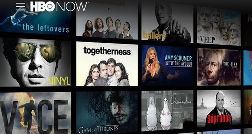 """HBO"" TV network is a part of Time Warner Corp. Photo: screenshot of HBO website."