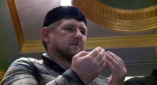 Ramzan Kadyrov. Photo: https://server1.kavtoday.ru/6990