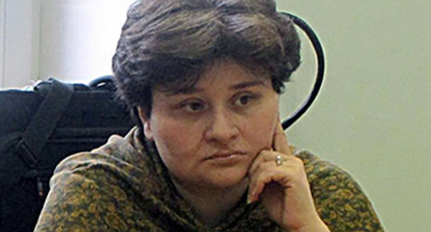 Dina Alborova. Photo: http://www.arnews.ru/news/1615055.html