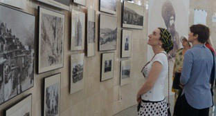 "Exhibition ""Dagestan: Portrait of the Nation"" in Makhachkala."