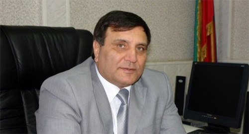 Saighidpasha Umakhanov, Dagestani Minister for Transport, Energy and Communications. Photo http://old.mintesrd.ru/news/item/34