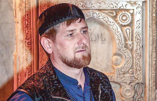 Ramzan Kadyrov. Photo from Kadyrov's profile in Instagram kadyrov_95