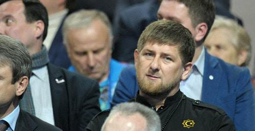 Ramzan Kadyrov. Photo: press service of Russia's President, http://www.kremlin.ru/ https://ru.wikipedia.org