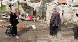 Baghdad. Iraq. Photo: REUTERS/Ahmed Saad