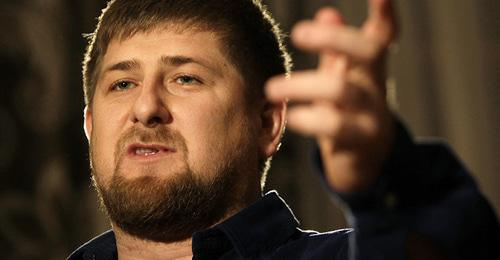 Ramzan Kadyrov. Photo: REUTERS/Denis Sinyakov