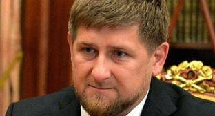 Ramzan Kadyrov. Photo by the press service of the administration of the Russian President http://www.kremlin.ru/ https://ru.wikipedia.org