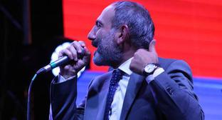 Nikol Pashinyan, May 9, 2018. Photo by Tigran Petrosyan for the Caucasian Knot