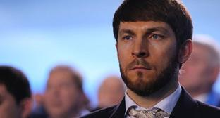 Abubakar Edelgeriev. Photo: official website of United Russia Party, https://chechen.er.ru