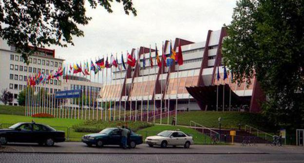 Headquarters of the Council of Europe in Strasbourg. Photo: Vitold Muratov, https://ru.wikipedia.org/