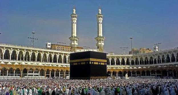 Kaaba, Mecca. Photo: Muhammad Mahdi Karim https://ru.wikipedia.org