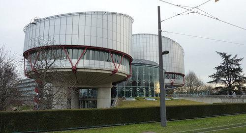 The building of the European Court of Human Rights (ECtHR). Photo CC BY 2.0 / Mathieu Nivelles / Cour européenne des Droits de l'Homme à Strasbourg en décembre