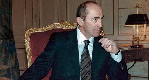 Robert Kocharyan. Photo: Administration of Robert Kocharyan