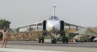 Russian military aircraft in Syria. Photo: Mil.ru https://ru.wikipedia.org/