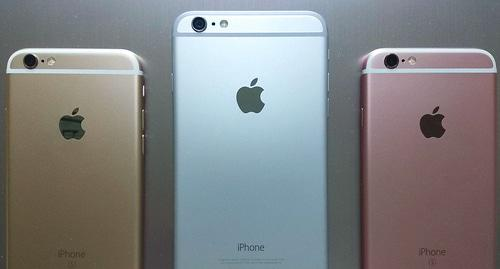 iPhone 6s and iPhone 6s Plus. Photo: Pang Kakit https://ru.wikipedia.org/wiki/IPhone
