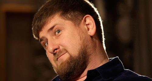 Ramzan Kadyrov. Photo: REUTERS/ Denis Sinyakov