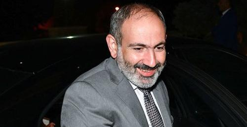 Nikol Pashinyan. Photo by the press service of the President of Armenia, http://www.president.am
