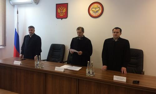 The Constitutional Court of Ingushetia pronounces a decision on the border issue. October 30, 2018. http://ks-ri.ru/?p=3350