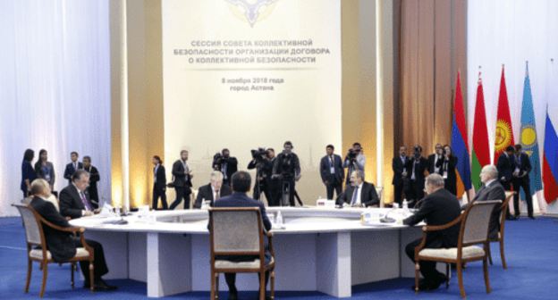 Armenian political analysts report on struggle for post of CSTO Secretary General