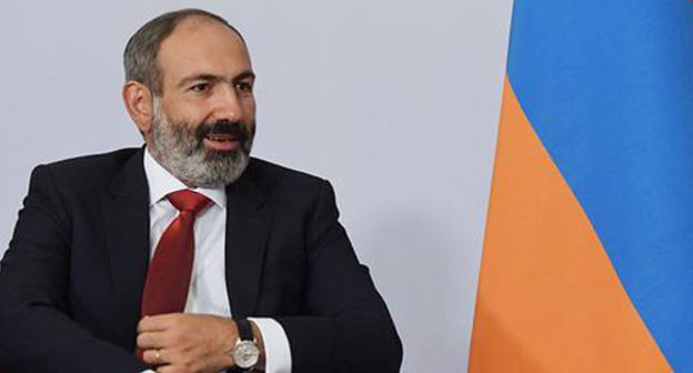 Nikol Pashinyan. Photo: Sputnik / Sergey Guneev https://sputnik-georgia.ru/world_politics/20180516/240487316/pashinyan-planiruet-vizit-georgia.html