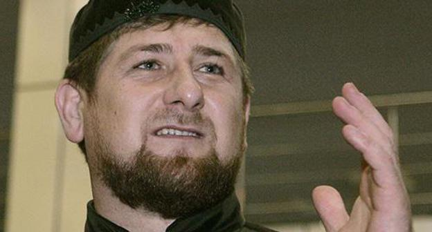 Ramzan Kadyrov. Photo: REUTERS/Stringer