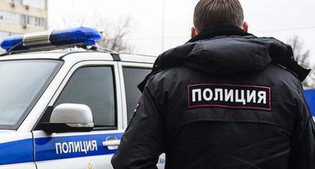 Law enforcer. Photo: Elena Sineok / Yuga.ru