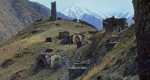 The Galanchozh District (Chechnya). Photo: Tsoy-Peda, http://ru.wikipedia.org