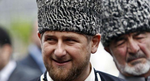 Ramzan Kadyrov. Photo: REUTERS/Maxim Shemetov