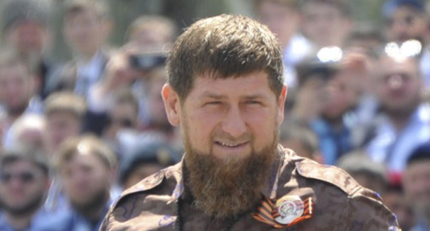 Ramzan Kadyrov. Photo: REUTERS/Said Tsarnayev