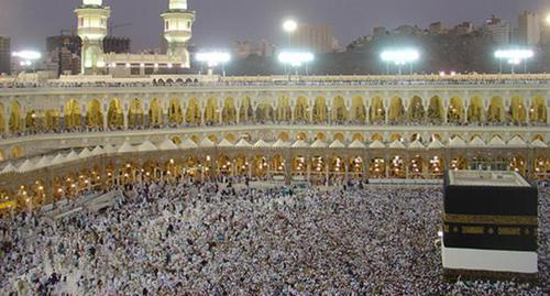 Pilgrimage to Mecca (Hajj). Photo: Bilal Randeree https://www.flickr.com