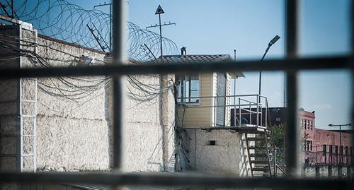 High-security prison. Photo: Elena Sineok / Yuga.ru