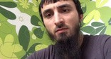 Tumso Abdurakhmanov. Screenshot from video posted by Abu-Saddam Shishani [LIVE] http://www.youtube.com/watch?v=mIR3s7AB0Uw