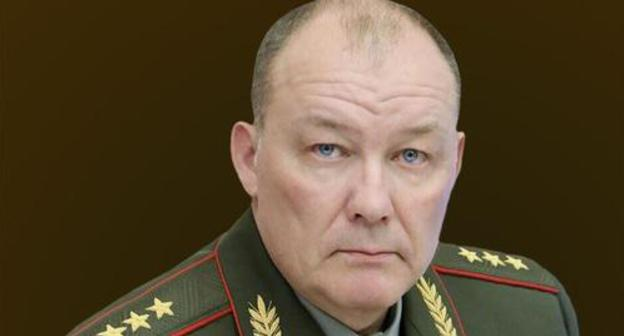 Alexander Dvornikov. Photo: press service of the Ministry of Defence of the Russian Federation