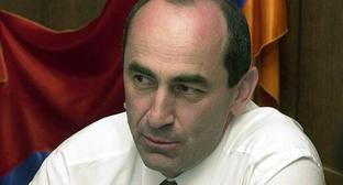 Robert Kocharyan. Photo: Limegirl https://ru.wikipedia.org