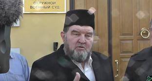 Makhmud Velitov. Screenshot of the video by Gajarbaj https://www.youtube.com/watch?v=Mr9x9X55_9A