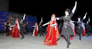 The celebration of the Circassian New Year held in Maikop on March 20, 2019. Photo by the press service of the Adygs' Folk Culture Centre