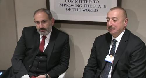 Caucasian Knot | Nikol Pashinyan and Ilham Aliev reach no consent on  Karabakh's status in negotiations