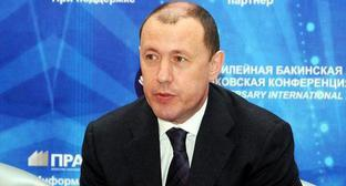 Djakhangir Gadjiev, a former head of the International Bank of Azerbaijan. Photo: screenshot of the video https://www.radioazadlyg.org/a/beynelxalq-bank-mehkeme/28035305.html