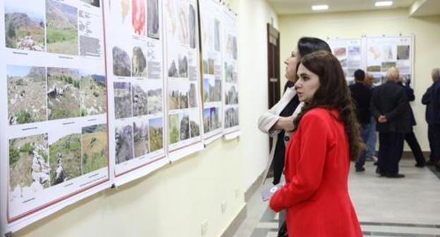 Archaeologists tell about ancient castles in Kashatag District of Nagorno-Karabakh