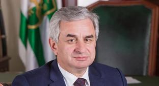 Raul Khadjimba. Photo by Press Service of the President of the Republic of Abkhazia - [1], Public Domain, https://commons.wikimedia.org/w/index.php?curid=75199568