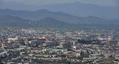 Stepanakert. Nagorno-Karabakh. Photo: REUTERS/Staff