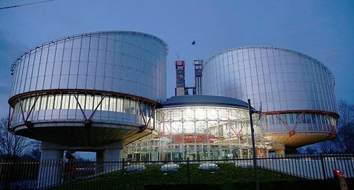 The European Court of Human Rights. Photo: REUTERS/Vincent Kessler