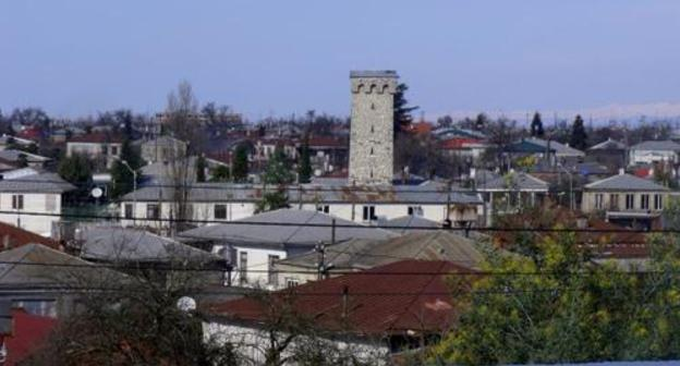 Zugdidi. Photo: Lika2672, https://commons.wikimedia.org/w/index.php?curid=9815465