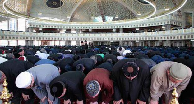 Muslims of Southern Russia are preparing headed for commemorate Eid al-Fitr