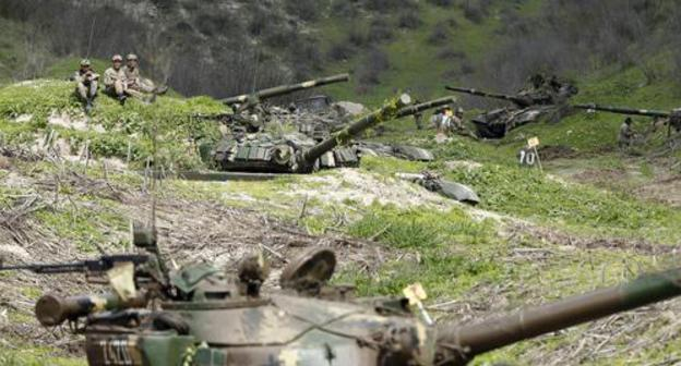 Azerbaijan claims disorder of Karabakh negotiations afterwards bereavement of competitor