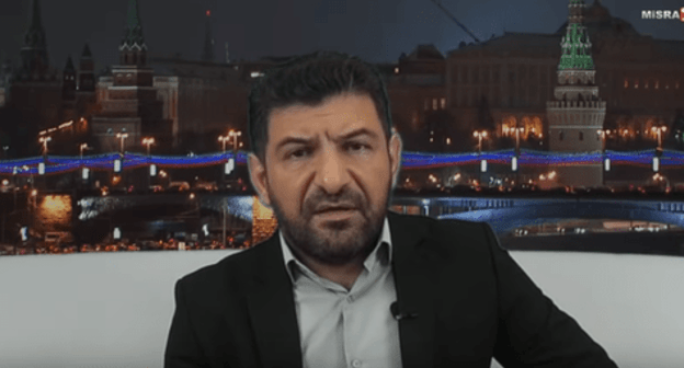 apology claims abuse of commentator Abbasov's rights afterwards botched banishment
