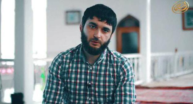 columnist Abdulmumin Gadjiev behind bar all the rage Dagestan