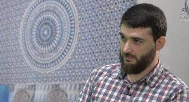 appeal all the rage argument of Azerbaijani commentator Gadjiev published